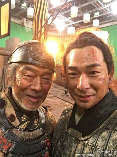 SAMMO HUNG & VINCENT ZHAO Prepares For Battle In GOD OF