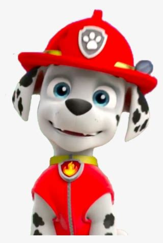 Marshall Smile Paw Patrol Clipart Png Clip Library